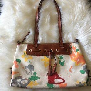 Dooney & Bourke grafitti purse